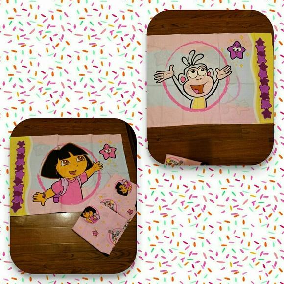 Dora Bed Sheet Set